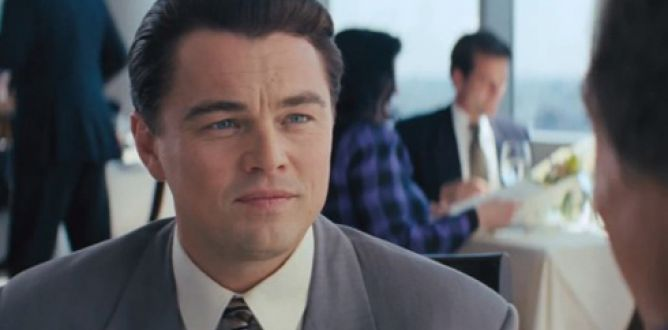 The Wolf of Wall Street parents guide