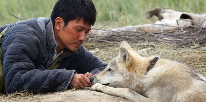 Wolf Totem parents guide