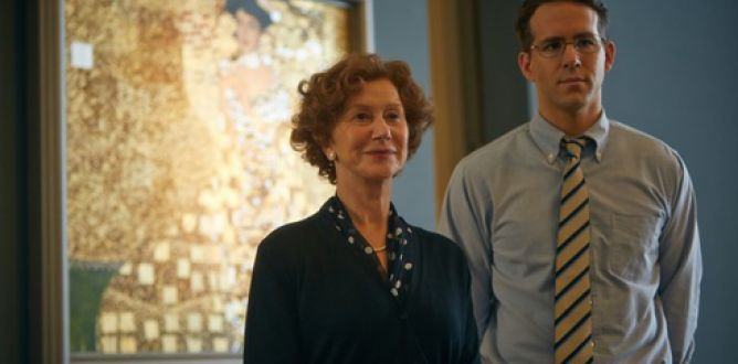Woman in Gold parents guide
