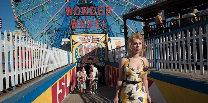 Wonder Wheel parents guide