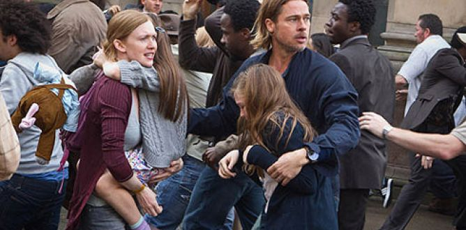 World War Z parents guide