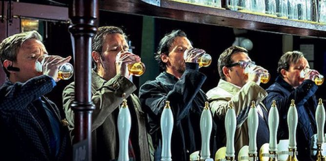 Picture from The World's End