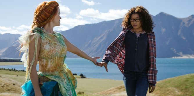 A Wrinkle in Time parents guide