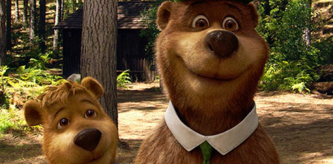 Picture from Yogi Bear