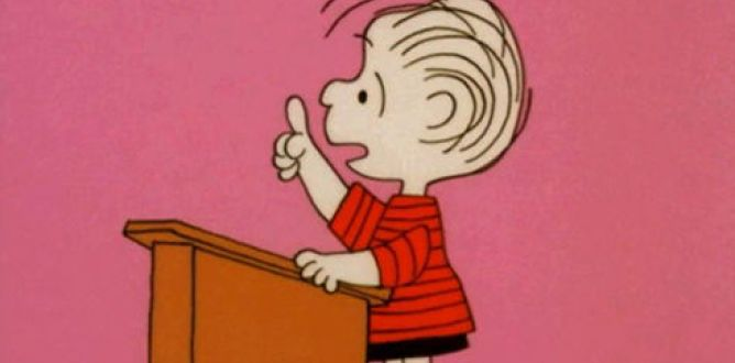 You're Not Elected Charlie Brown parents guide