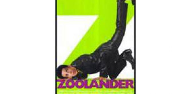 Zoolander parents guide