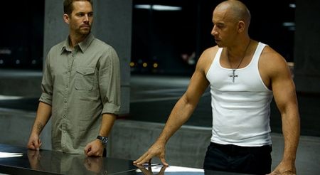 Celebrity photos, movie pictures for Fast & Furious 6.