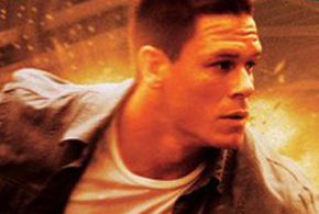 Still shot from the movie: 12 Rounds.