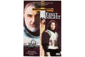 Still shot from the movie: First Knight.