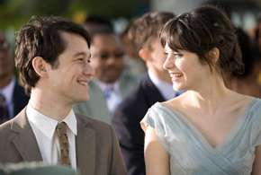 Still shot from the movie: (500) Days of Summer.