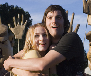Still shot from the movie: Across the Universe.