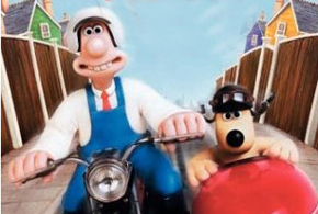 Still shot from the movie: The Incredible Adventures Of Wallace & Gromit.