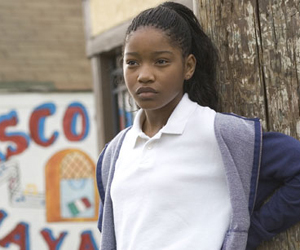 Still shot from the movie: Akeelah and the Bee.