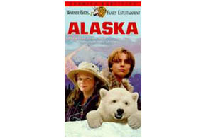 Still shot from the movie: Alaska.