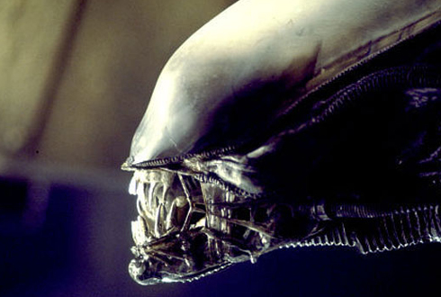 Still shot from the movie: Alien Anthology.
