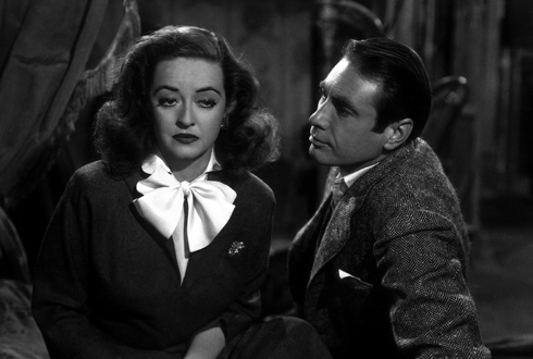 Still shot from the movie: All About Eve.