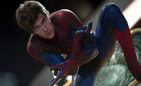 Still shot from the movie: The Amazing Spider-Man.