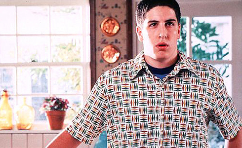 Still shot from the movie: American Pie.
