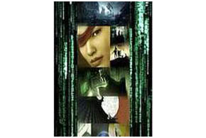 Still shot from the movie: Animatrix.
