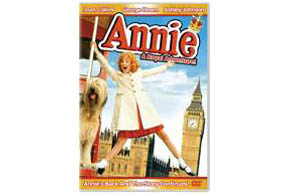 Still shot from the movie: Annie: a Royal Adventure.