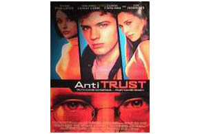 Still shot from the movie: AntiTrust.