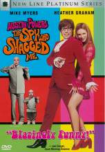 Still shot from the movie: Austin Powers: The Spy Who Shagged Me.