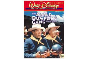 Still shot from the movie: The Apple Dumpling Gang Rides Again.