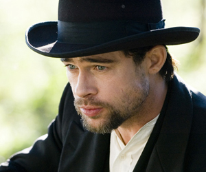 Still shot from the movie: The Assassination of Jesse James By the Coward Robert Ford.