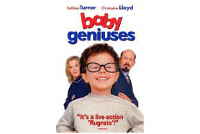 Still shot from the movie: Baby Geniuses.