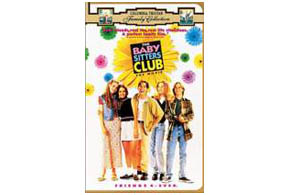 Still shot from the movie: The Babysitters Club.