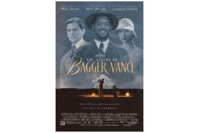 Still shot from the movie: The Legend of Bagger Vance (2000).