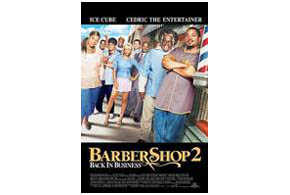 Still shot from the movie: Barbershop 2: Back in Business.