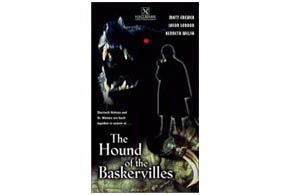 Still shot from the movie: The Hound Of The Baskervilles.
