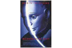 Still shot from the movie: Bicentennial Man.