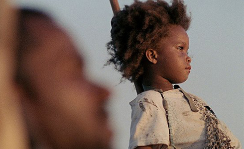 Still shot from the movie: Beasts of the Southern Wild.