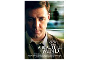 Still shot from the movie: A Beautiful Mind.