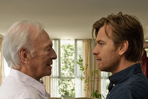 Still shot from the movie: Beginners.
