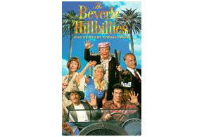 Still shot from the movie: Beverly Hillbillies.