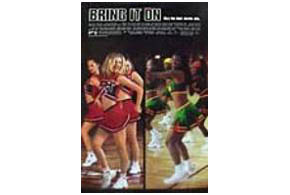 Still shot from the movie: Bring It On.
