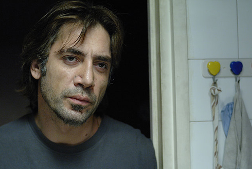 Still shot from the movie: Biutiful.
