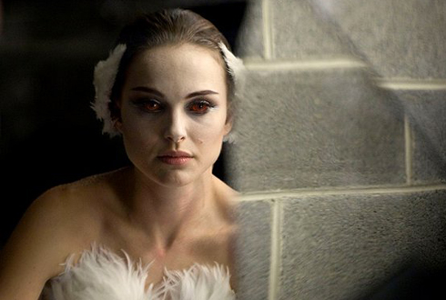Still shot from the movie: The Black Swan.