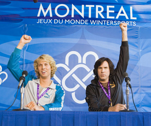 Still shot from the movie: Blades Of Glory.