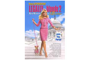 Still shot from the movie: Legally Blonde 2: Red, White And Blonde.