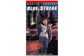 Still shot from the movie: Blue Streak.