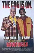 Still shot from the movie: Bowfinger.