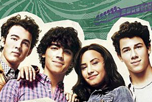 Still shot from the movie: Camp Rock 2: Final Jam.