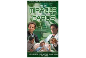 Still shot from the movie: The Miracle Of The Cards.