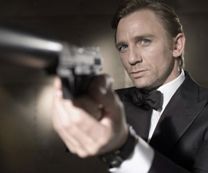 Still shot from the movie: Casino Royale.