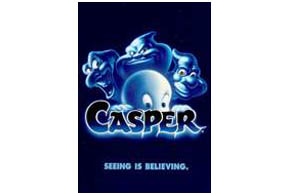 Still shot from the movie: Casper.