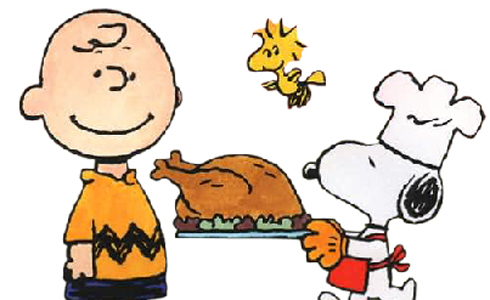 Still shot from the movie: A Charlie Brown Thanksgiving.